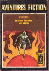 Aventures fiction (2e série) -Rec3086- Album N°3086 (n°19 et n°20)