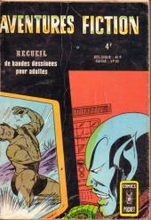 Aventures fiction (2e série) -Rec3105- Album N°3105 (n°23 et n°24)