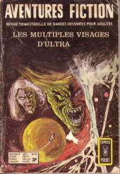 Aventures fiction (2e série) -29- les multiples visages d'ultra
