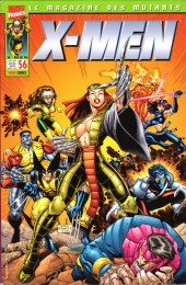 X-Men (Marvel France 1re série - 1997) -56- La peste est parmis nous