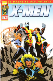X-Men (Marvel France 1re série - 1997) -54- Nuit à Moscou