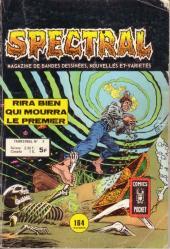 Spectral (2e série) -5- Rira bien qui mourra le premier