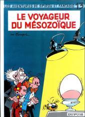 Spirou et Fantasio -13f01a- Le voyageur du mésozoïque