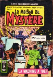 La maison du Mystère (Arédit) -Rec3226- Album N°3226 (n°7 et n°8)