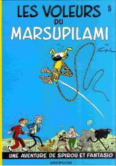 Spirou et Fantasio -5g95- Les voleurs du Marsupilami