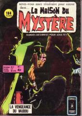 La maison du Mystère (Arédit) -1- La vengeance du vaudou