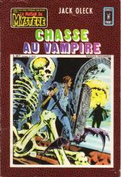 La maison du Mystère (Arédit) -21- Chasse au vampire