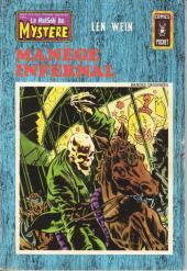 La maison du Mystère (Arédit) -17- Manège infernal