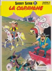 Lucky Luke -24b86- La caravane