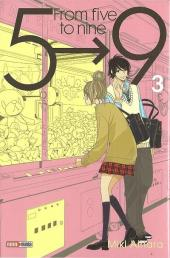 From five to nine -3- Tome 3