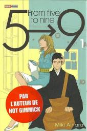 From five to nine -1- Tome 1