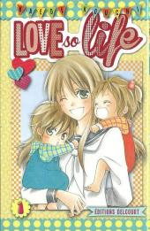 Love so Life  -1- Tome 1