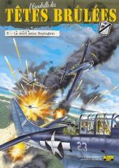 L'escadrille des Têtes brûlées -3TT- La mort selon Boyington
