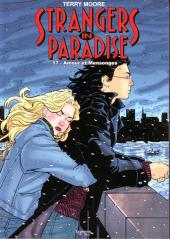 Strangers in paradise -17- Amours et mensonges