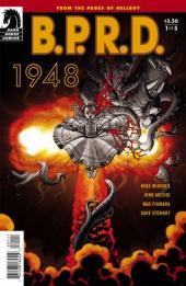 B.P.R.D.: 1948 (2012)
