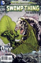 Swamp Thing (2011) -14- Rotword: The Green Kingdom Part 2