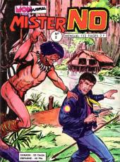 Mister No -2-  L'infernale déveine