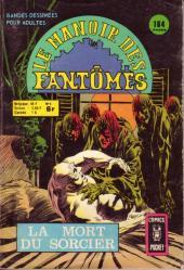 Le manoir des fantômes (1re série - Arédit - Comics Pocket)  -5- La mort du sorcier