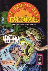 Le manoir des fantômes (1re série - Arédit - Comics Pocket)  -7- La crypte maudite