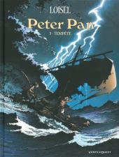 Peter Pan (Loisel) -3c12- Tempête