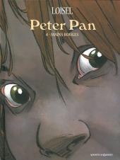 Peter Pan (Loisel) -4b2012- Mains rouges
