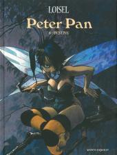 Peter Pan (Loisel) -6b2012- Destins