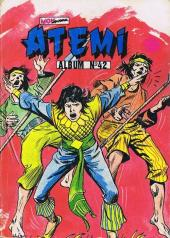 Atemi -Rec42- Album N°42 (du n°164 au n°167)