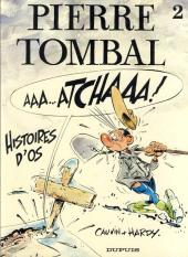 Pierre Tombal -2a1987- Histoires d'os