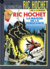 Ric Hochet - La collection (Hachette) -41- La maison de la vengeance