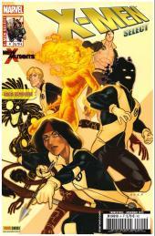 X-Men Select (Marvel France) -4- Accès partagé