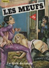 Les meufs (Novel Press) -24- Un drôle de couple