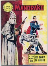 Mandrake (1re Série - Remparts) (Mondes Mystérieux - 1) -81- Les bandits en cagoule