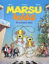 Marsu Kids -2- Un œuf pour deux