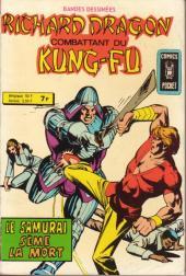Richard Dragon - Combattant du Kung-Fu (Arédit) -Rec05- Album N°3759 (n°9 et n°10)
