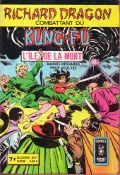 Richard Dragon - Combattant du Kung-Fu (Arédit) -Rec03- Album N°3699 (n°5 et n°6)