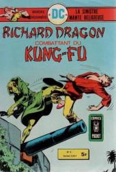 Richard Dragon - Combattant du Kung-Fu (Arédit) -8- la sinistre mante religieuse