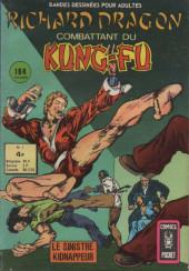 Richard Dragon - Combattant du Kung-Fu (Arédit) -1- le sinistre kidnappeur