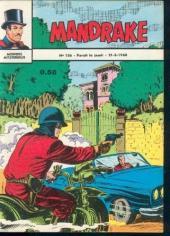 Mandrake (1re Série - Remparts) (Mondes Mystérieux - 1) -156- La statue somnambule