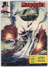 Mandrake (1re Série - Remparts) (Mondes Mystérieux - 1) -100- Capsule spatiale