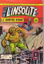 L'insolite -6- Le vampire vivant