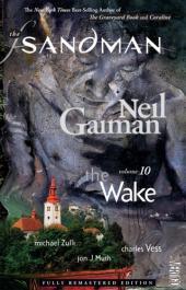 Sandman (The) (1989) -INT10b- The Wake