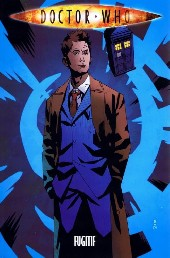 Doctor Who (French eyes) -4- Fugitif
