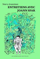 (AUT) Sfar - Entretiens avec Joann Sfar