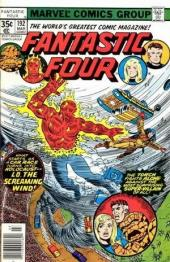 Fantastic Four (1961) -192- He who soweth the wind
