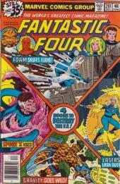 Fantastic Four (1961) -201- Home, deadly home!