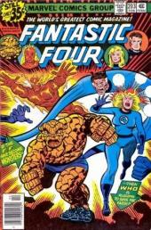 Fantastic Four (1961) -203- ... And a child shall slay them!