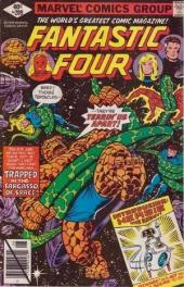 Fantastic Four (1961) -209- Trapped in the Sargasso of space!