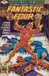 Fantastic Four (1961) -214- ...And Then There Was One!