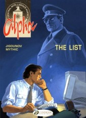 Alpha (en anglais) -3- The List