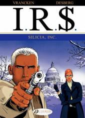I.R.$. (en anglais) -3- SILICIA, INC.